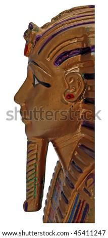 pharaoh's head model. pharaoh's figure.