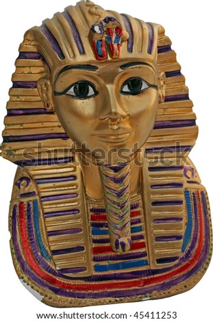 pharaoh's head model. pharaoh's figure.