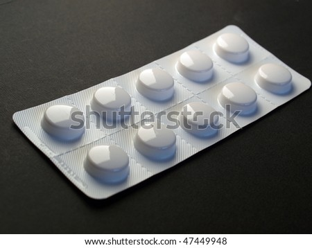 Pharmaceutical over the counter or prescription pills