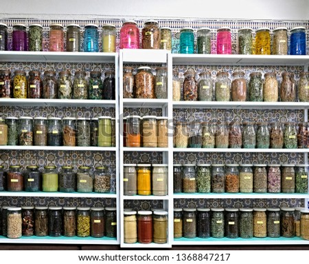 Pharmacy medicines made from natural components of plant elements #1368847217