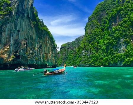 Phi Phi Island, Krabi, Thailand
