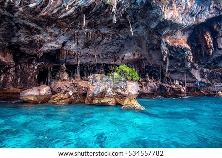 Phi Phi Island, Krabi Thailand.