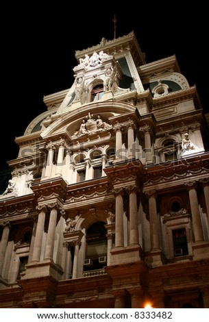 Philadelphia City Hall from Market Street?