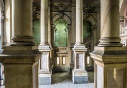 Philadelphia City Hall Interior Inside HDR