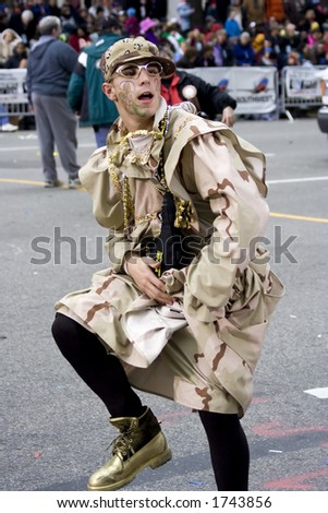 Philadelphia Mummers Parade, 1 January 2006