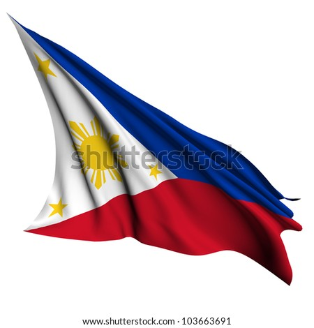 Philippines flag - collection no_4