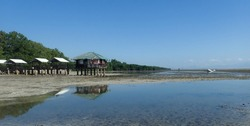 Philippines Palawan Islad Kanigaran Beach