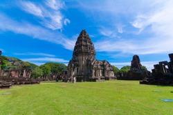 Phimai Historical Park ,Nakhonratchasima Thailand