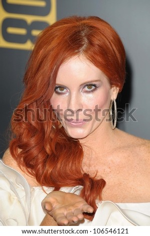 Phoebe Price  at the 2008 American Musica Awards. Nokia Theatre, Los Angeles, CA. 11-23-08
