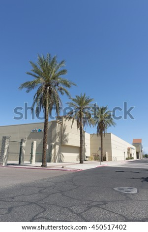 Phoenix  Arizona  USA   July 02  2016  At Home store in Phoenix. Phoenix  Arizona  Usa   July 02  2016  At Home Store In Phoenix
