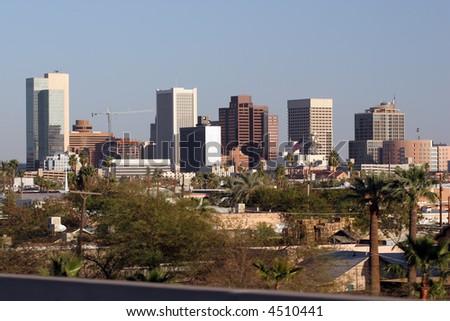 Phoenix Downtown, Arizona