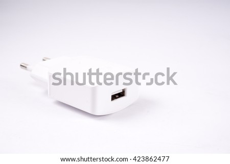 Phone charger #423862477