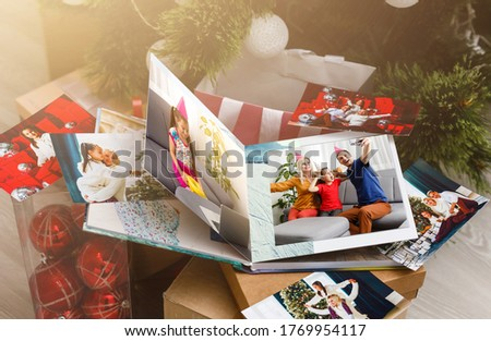 Photo Albums, Photo Books and Childhood Memory Photos