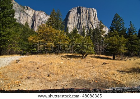 photo beautiful breathtaking scenic vibrant yosemite landscape picture