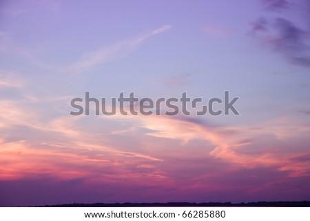 Photo Clouds Fantasy