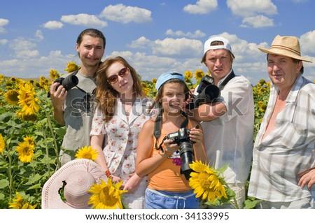 Photo - family hobby.