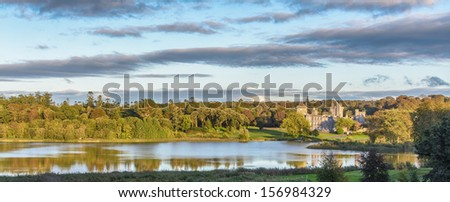 photo famous 5 star dromoland castle hotel and golf club in ireland