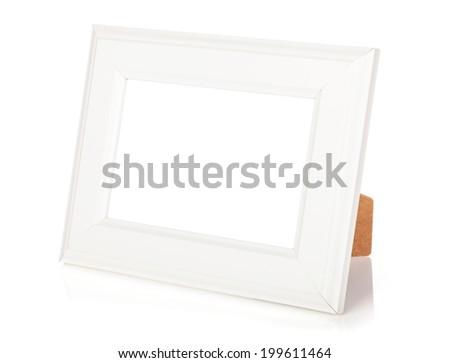 Photo frame. Isolated on white background #199611464