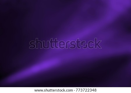 Photo image backdrop. Ultra violet color blurred abstract with light background.Ultra violet ,purple color elegance and smooth for backdrop or illustration artwork design.