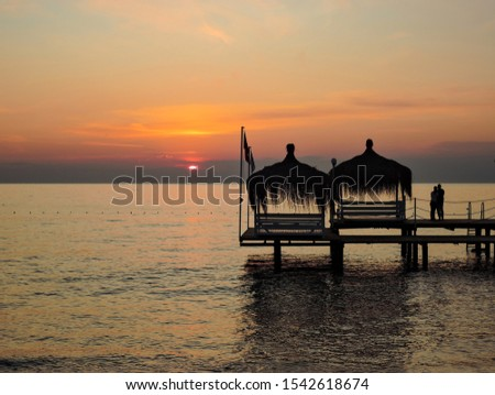 photo image of the mediterranean mediterranean on the sea #1542618674