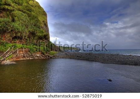photo of a beautiful scenery in hawaii