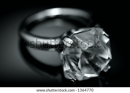Photo of a Diamond Ring