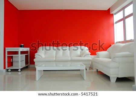 Photo of a Interior house - architecture and decoration.