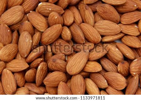 photo of almond closeup #1133971811