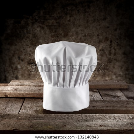 photo of chef hat