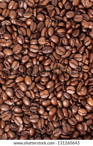 Photo of Coffee beans - Medium Photo stock ©