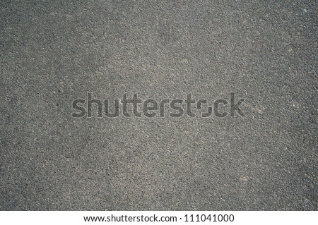 Photo of dark asphalted surface background
