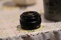 Photo of focal length converter