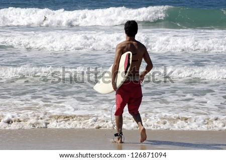 Photo of Going to surf
