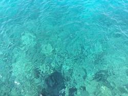 photo of Red Sea has been taken in 2015 during my trip to south Sina'a