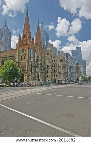 Photo of Saint Paul Cathedral (Melbourne, Australia)