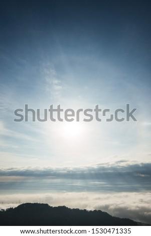 Photo of Sun Ray Sun Dog and Sun Halo #1530471335