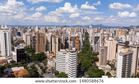 Photo of the city Belo Horizonte - Brazil