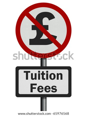 Tuition and Fees Clip Art