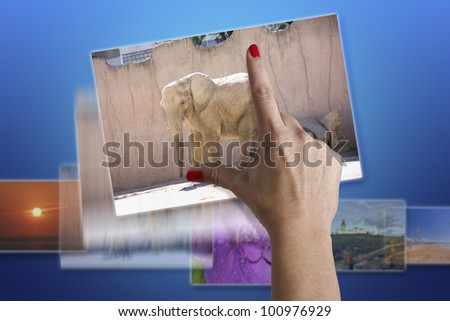 Photo resize