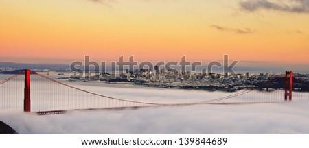 photo san francisco golden gate bridge