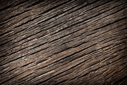 photo shot of old wooden pattern