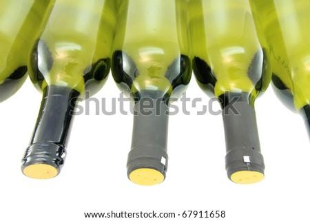 photo shot of wine bottle