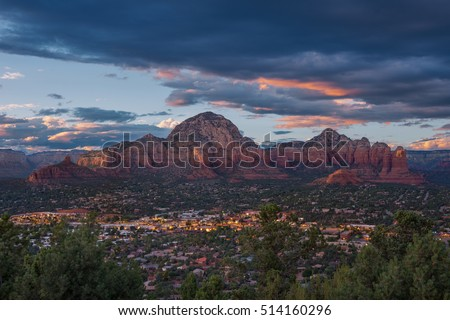 Shutterstock Photo taken on the Airport Mesa