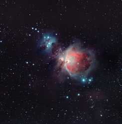Photo The Great Orion Nebula