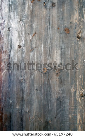 Photograph of a surface texture of a wooden board