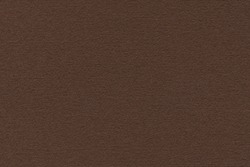 Photograph of artist's coarse grain dark brown pastel paper texture sample