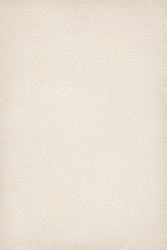 Photograph of artist's coarse grain, striped Off White pastel paper, vignette grunge texture sample