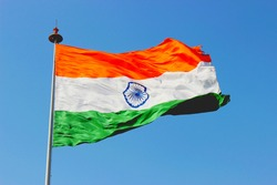 Photograph of flag india good for India independence day