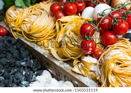 Photo of photograph of food on a surface