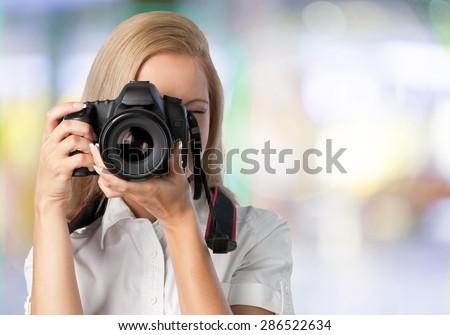 Photographer, Digital Camera, Camera.